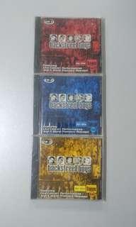 Backstreet Boys collector's edition CDs
