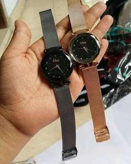 Jam tangan wanita rantai pasir