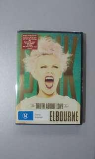 Pink: The Truth About Love tour DVD
