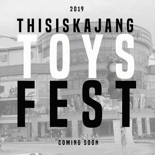 This Is Kajang Toy Fest 2019 🐻 EVENT FESTIVAL