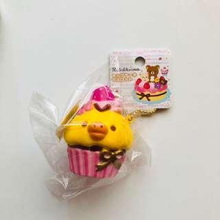 Kiiroitori Cupcake Squishy