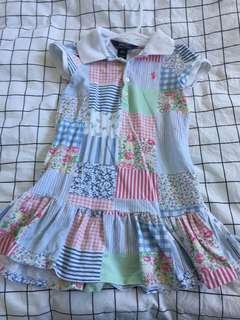 Ralph Lauren size 4 girls dress