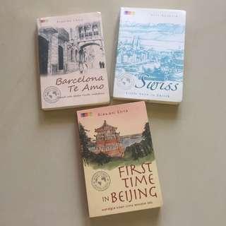 (JUAL MURAH) Novel Sequels Negara Bukune