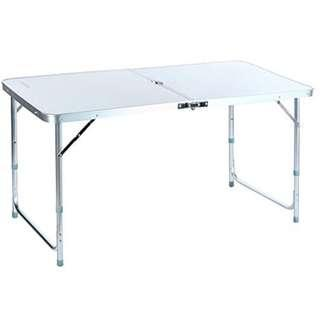 🚚 Foldable Portable Aluminum Table