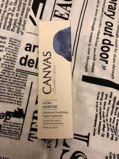 Canvas Night treatment 40ml