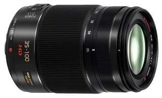 Panasonic 35-100mm f2.8 Lens