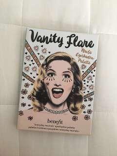 Benefit - Vanity flare eyeshadow palette
