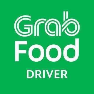 GrabFood rider / motorcyclist