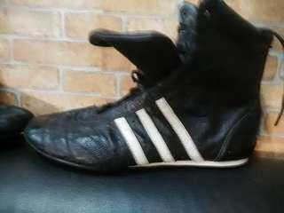 Adidas Prajna High - Vintage boots