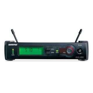 Shure SLX4 Wireless Microphone Receiver