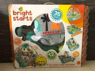 Bright Starts Play Activity Playgym