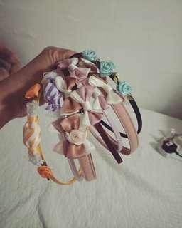 🚚 Fashionable headbands