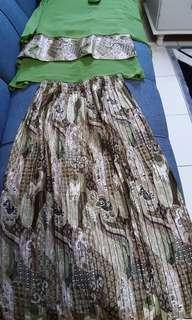 Set batik