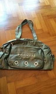 Grey PRINCESS bag