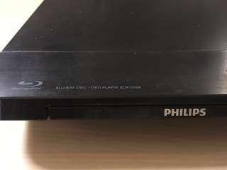 Philips藍光碟機