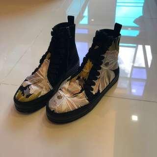 Ann demeulemeester high top Sneaker