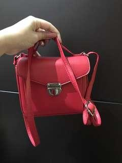 H&M Red Mini Sling