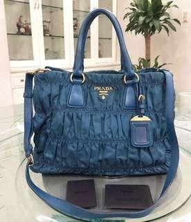 Authentic Prada Bag with Strap