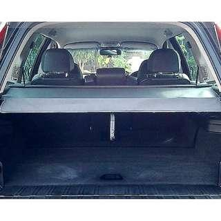 Volvo XC90 rear boot cover shield shade