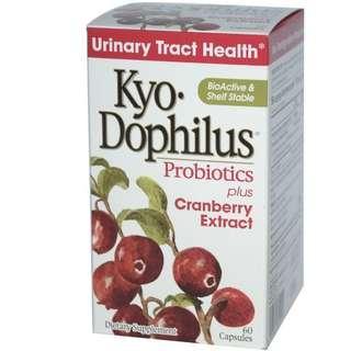 Kyo Dophilus Probiotics + Cranberry Extract