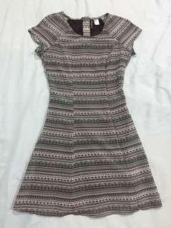H&M Aztec Dress