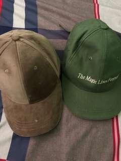 Bundle women's cap