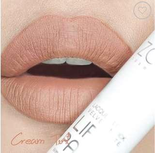 JUAL MURAHHH!! LIP PAINT ZOYA COSMETICS SHADE CREAM TINT