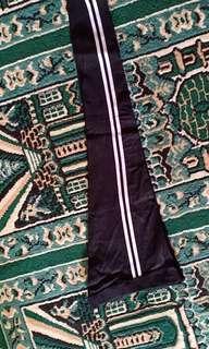 Celana jegging stripe