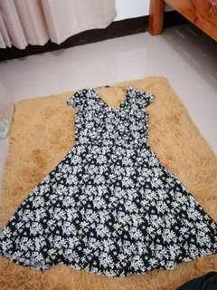 Zalora fit and flare dress