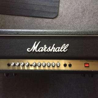 Marshall AVT50HX Head Amp