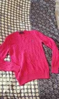 Ralph Lauren Sweater in Pink