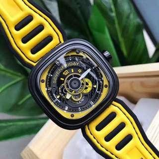 New Original Sevenfriday P3B/03 Racing Yellow Team (pre-order)
