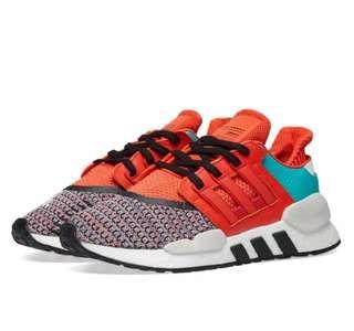 Adidas Energy EQT Support 91/18 (Bold Orange, White & Black)
