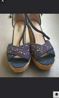 Wedges ( Steve Madden sandals / heels)
