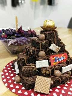 Brownies Tower