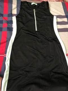Gtw urban black dress