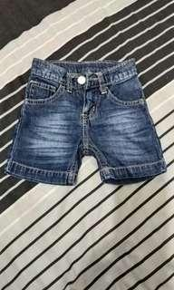 Just Jeans Shorts (3 to 9 months)
