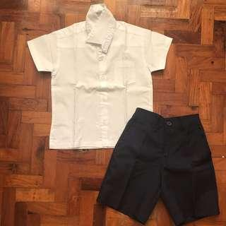Preloved School Uniform for Toddlers