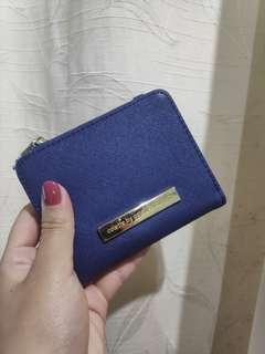 Blue small colette wallet