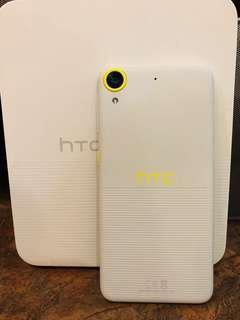 🚚 HTC 650 支援4G女用機 狀況9成新 好康送贈品