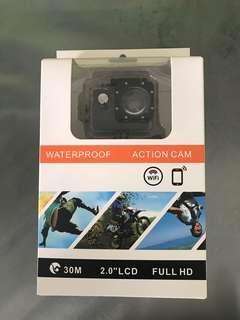Action Camera (Waterproof)