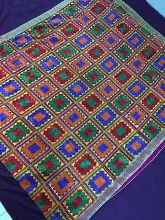 Indian women's dupattas (Indian style scarfs)