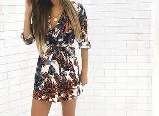 Kookai Tango Shirt Dress