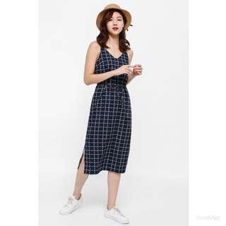 ba385f7a6d3cff Love Bonito Felda Foldover Trumpet Skirt, Women's Fashion, Clothes ...