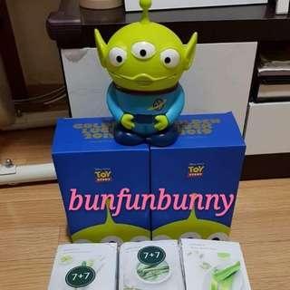 Innisfree toy story 錢罌 錢箱 piggy bank