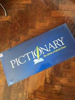 Brand New Pictionary