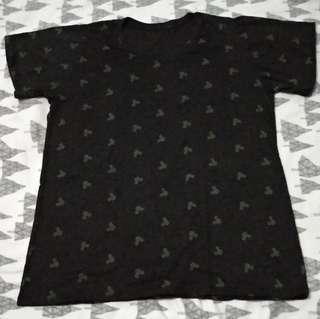 Plus Size T-Shirt,  Mickey,  Gray and Black available,  fits 2XL