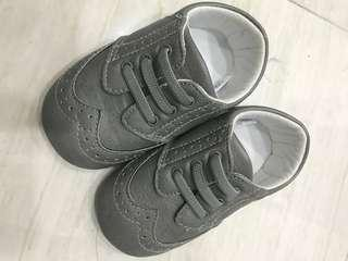 Mothercare Grey Shoes (UK3)