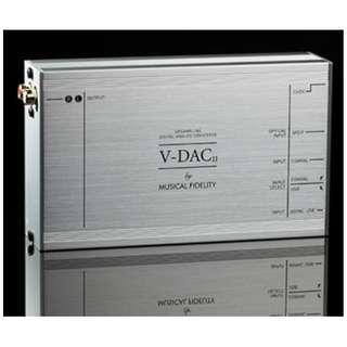 Musical Fidelity V-DAC II D/A processor 耳擴