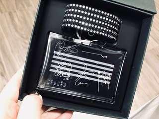 🚚 BN Authentic Limited Edition BIGBANG JAPAN DOME TOUR 2015-2016 VIP SEAT SWAROVSKI Crystal Bracelet